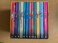 13 roald Dahl books
