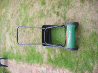 Qualcast panther 30 push mower