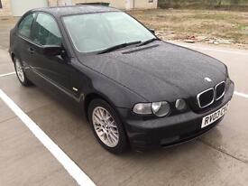 BMW 3 SERIES 318 TI COMPACT