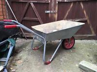 Garden Wheelbarrow / wheel barrow