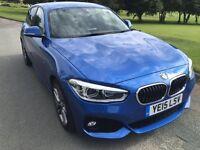 2015 BMW 1 series 120D M sport Manual