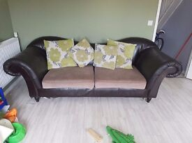 Large sofa free to collector