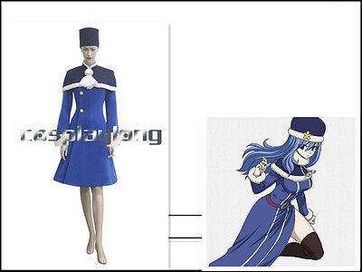 Fairy Tail Juvia Loxar cosplay - Fairy Tail Cosplay Kostüm