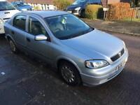 Vauxhall Astra 1.7 dti LS eco