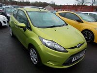 FORD *FIESTA STYLE 1.2 *MIN £1000 PART EXCHANGE!*YEARS MOT*IMMACULATE*VERY LOW MILEAGE*ONLY £4295*