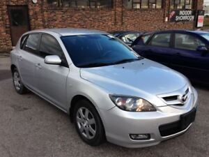 2009 Mazda MAZDA3 SPORT 5SPD!FULLY LOADED!FULLY CERTIFIED@NO EXT