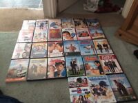 I have complete Adam sandler DVD's for sale 5 each or all for 100 pound there's are 27 dvds
