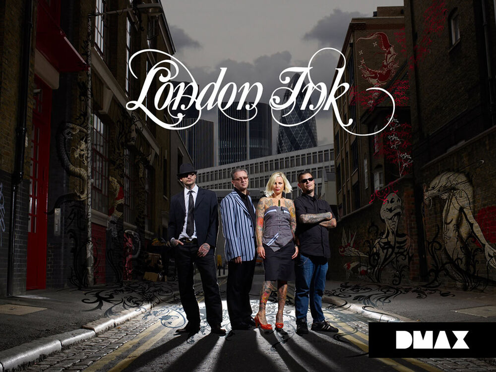 London Ink by DMAX