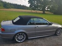 BMW 318 Convertible M sport 330 M54
