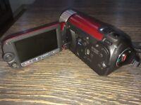 Canon Legria FS306 camera/ camcorder