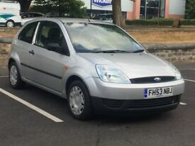 2004 FORD FIESTA 1.25 LX * 3 DOOR * LONG MOT * GOOD RUNNER * PART EX * DELIVERY *