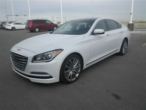 2017 Genesis G80 G80 5.0V8 - Managers Demo - Full Option