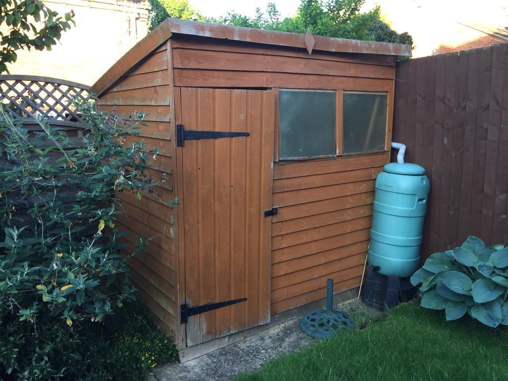 Garden Sheds Gumtree garden shed | in wellingborough, northamptonshire | gumtree