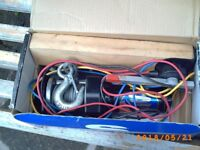 12 volt electric winch used occasionally