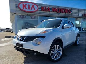 2013 Nissan Juke AWD|Moonroof|Leather|Navigation|Premium Audio