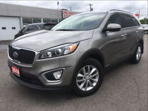 2016 Kia Sorento LX AWD |HEATED SEAT|BLUETOOTH STREAM|REAR SENSO