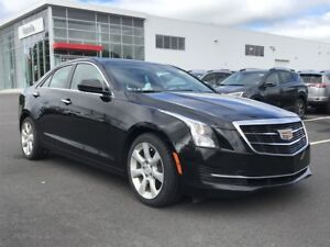 2015 Cadillac ATS 2.0L Turbo ONLY $125 BIWEEKLY WITH $0 DOWN
