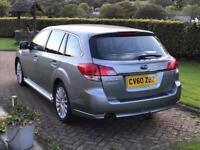 Subaru Legacy 2.5 petrol automatic se sports