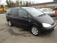 """ford galaxy 2.3 zetec manual """"7 seater"""" 2003, 03 plate."""