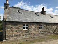 1 bedroom cottage to rent - Torphins
