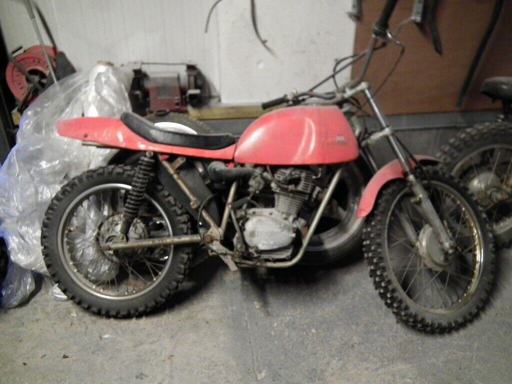 bultaco alpina, rickman metisse, mtx 125, suzuki sp370 scrambler classic  vintage motocross enduro | in Jedburgh, Scottish Borders | Gumtree