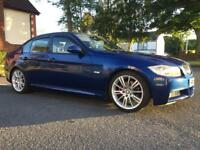 Stunning BMW 325i M-sport (msport) (not Lexus civic Mercedes seat golf Passat Audi Skoda)