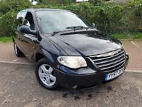 2007 Chrysler Grand Voyager 2.8 CRD Executive 5dr Automatic @07445775115@