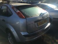 2005 FORD FOCUS ZETEC CLIMATE (MANUAL PETROL) FOR PARTS ONLY