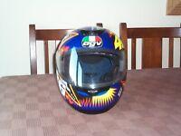 rossi replica agv k series helmet