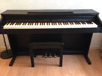 Digital Piano Broadway EZ-102 Excellent Condition