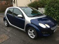 Smart Forfour Passion 1.3 Semi-auto