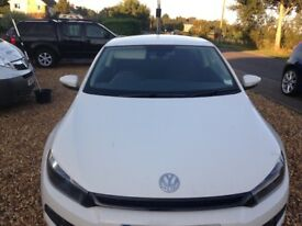 Vw scirocco 1.4tsi 160bhp 74k miles on the shell full engine and turbo rebuild 3k ago