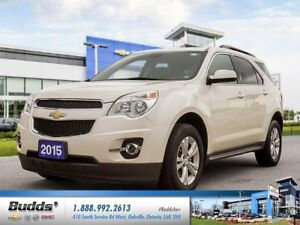 2015 Chevrolet Equinox 2LT SAFETY AND RECONDITIONED