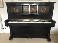 C. Bechstein upright Piano - Beautiful and in good condition