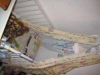 White Baby Bed