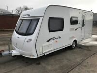 2011 LUNAR QUASAR 524 4 BERTH 1 OWNER FROM NEW,FSH,MOTOR MOVER,OUTSTANDING CONDITION