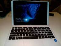 Hp 2 in 1 touchscreen laptop/tablet