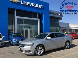2017 Chevrolet Impala LT POWER SEAT REMOTE START REAR CAMERA!!!