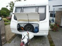 Swift Celeste 15/2 two berth caravan for sale