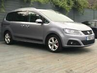 Siat Alhambra 2.0 diesel automatic 7 seaters PCO taxi