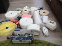 Curtain making materials,Heading tape,New cottons etc.