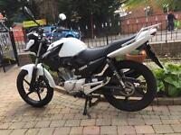 2015 Yamaha ybr125 mint bike 1200 miles finance etc £1650