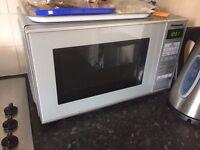 Moving sale: Panasonic microwave oven