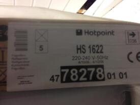 Hotpoint under counter fridge