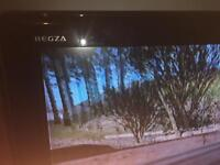 "Toshiba regza 32"" lcd tv full hd (sold)"