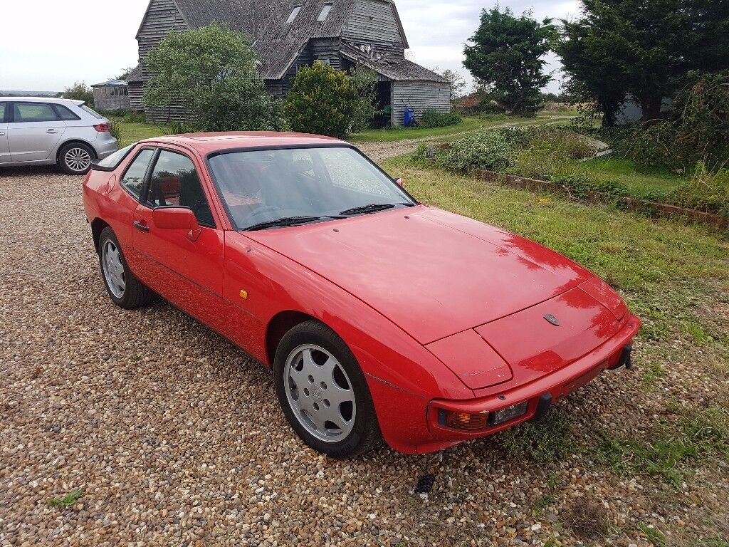 1988 Porsche 924 S 160bhp track car or easy project **quick sale ...