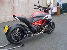 Ducati Diavel parts