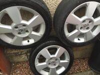 2005 Vauxhall Corsa SRI - 3 Alloy Wheels