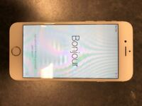 I phone 6s 64gb boxed mint condition on 02 network