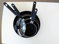 Set of pans for sale